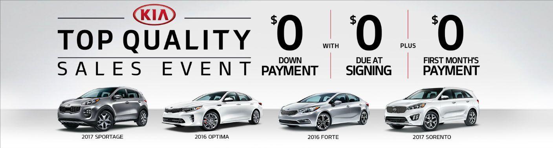 Kia Top Quality Sales Event Naples FL