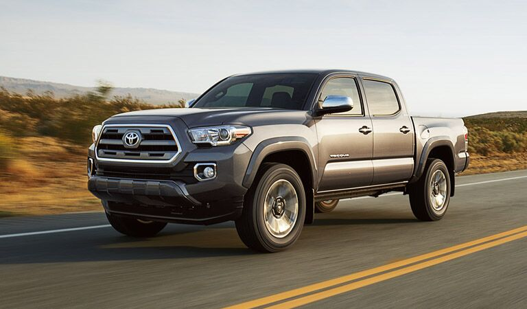 Toyota Tacoma in Dudley MA