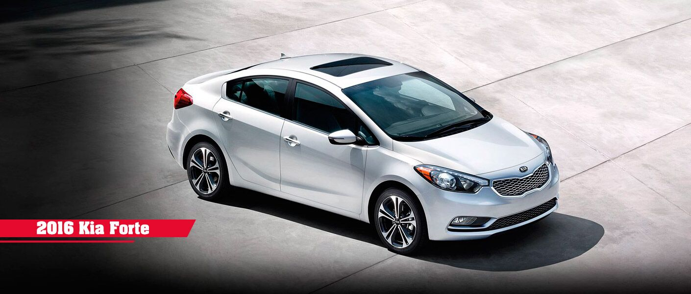 2016 Kia Forte compact with power and fuel economy Wichita Falls TX