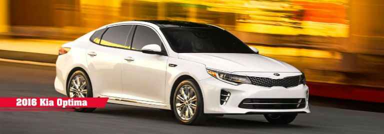 2016 Kia Optima sedan Wichita Falls TX