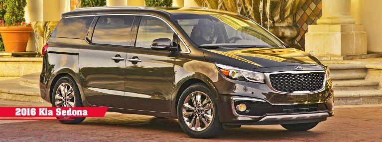 2016 Kia Sedona minivan Texoma Patterson Kia of Wichita Falls TX