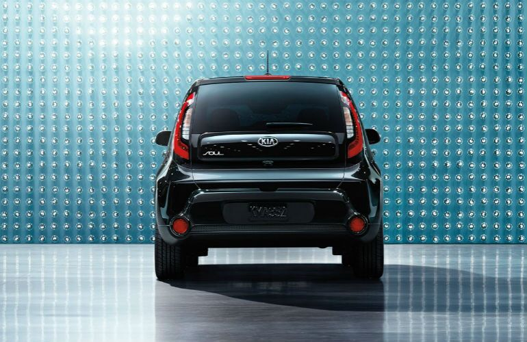 2016 Kia Soul iconic design boxy and fun Patterson Kia of Wichita Falls TX