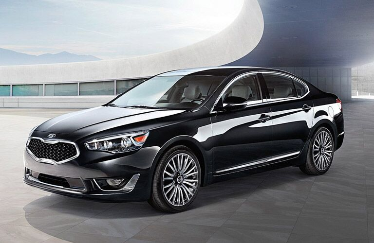 2017 kia cadenza 4 door luxury car family sedan kia autos post. Black Bedroom Furniture Sets. Home Design Ideas