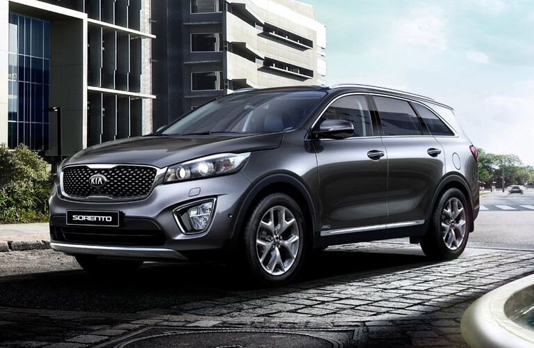 2016 Kia Sorento Patterson Kia Wichita Falls TX 290 HP midsize SUV towing and cargo room