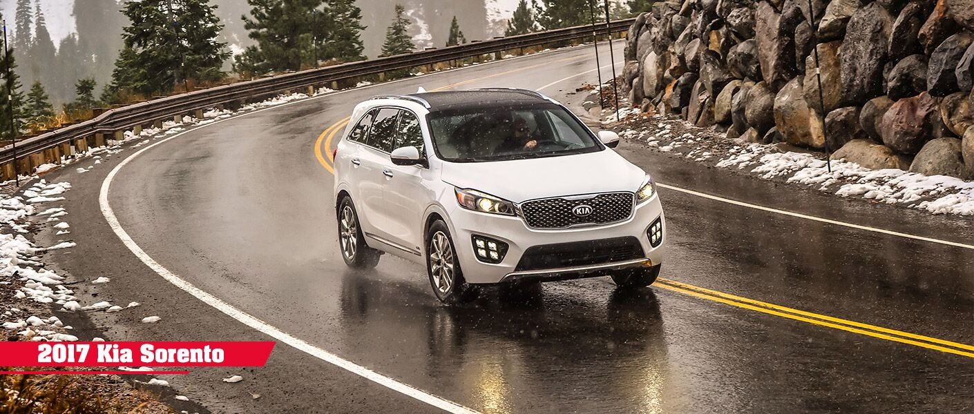 2017 Kia Sorento SUV off-road and fuel-efficient Wichita Falls TX