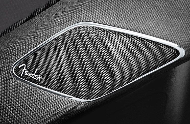 2018 VW Jetta speaker system