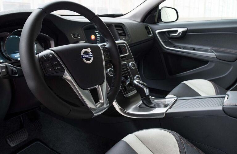 2018 volvo s60 interior detail