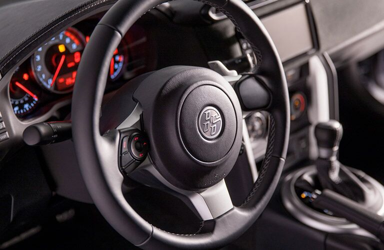 2017 Toyota 86 Steering Wheels with Central 86 Logo