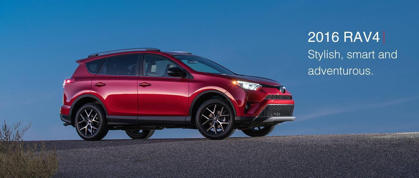 2016 Toyota RAV4 near Bangor, ME