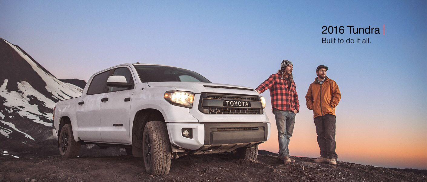 2016 Toyota Tundra near Bangor, ME