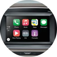 2017 Kia Sorento Apple CarPlay