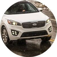 2017 Kia Sorento Dynamic Bending Lights
