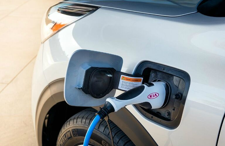 Electric Charger in 2019 Kia Niro Plug-In Hybrid