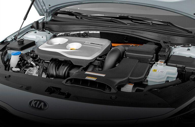 Engine in 2020 Kia Optima