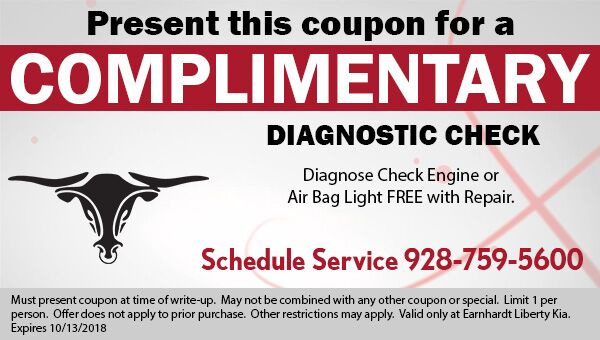 Free Check Engine Light or Airbag Light Diagnostic Check