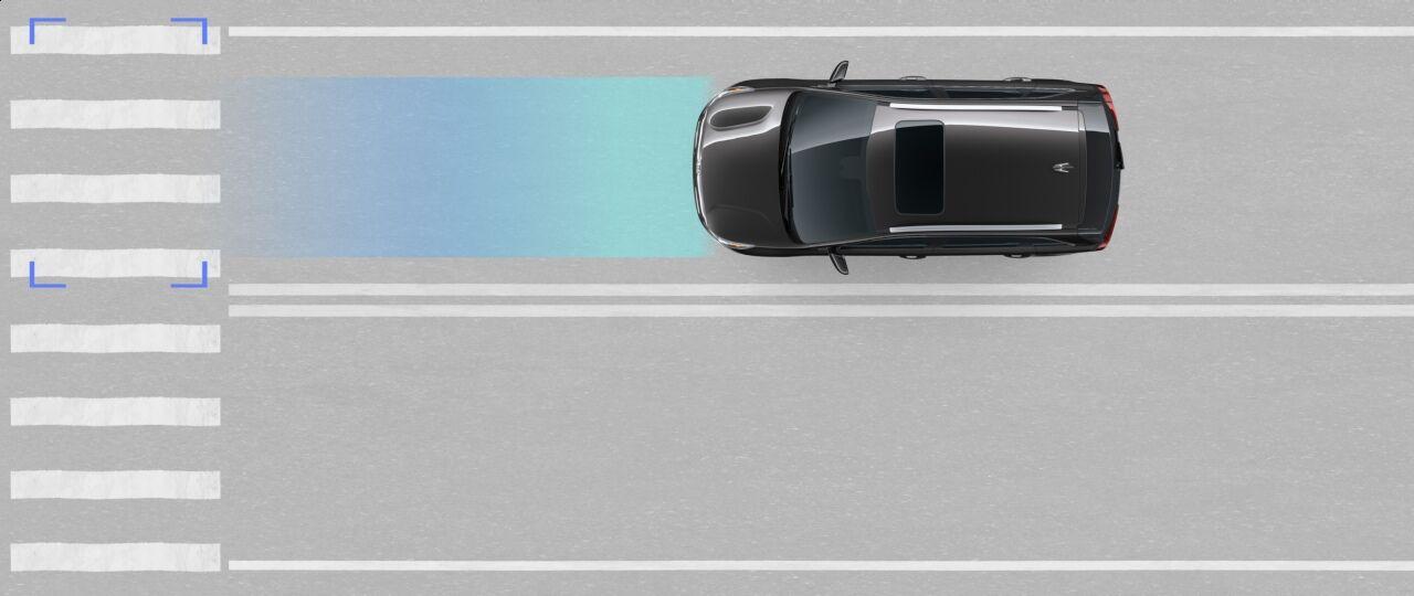2021 Kia Seltos Forward Collision-Avoidance Assist