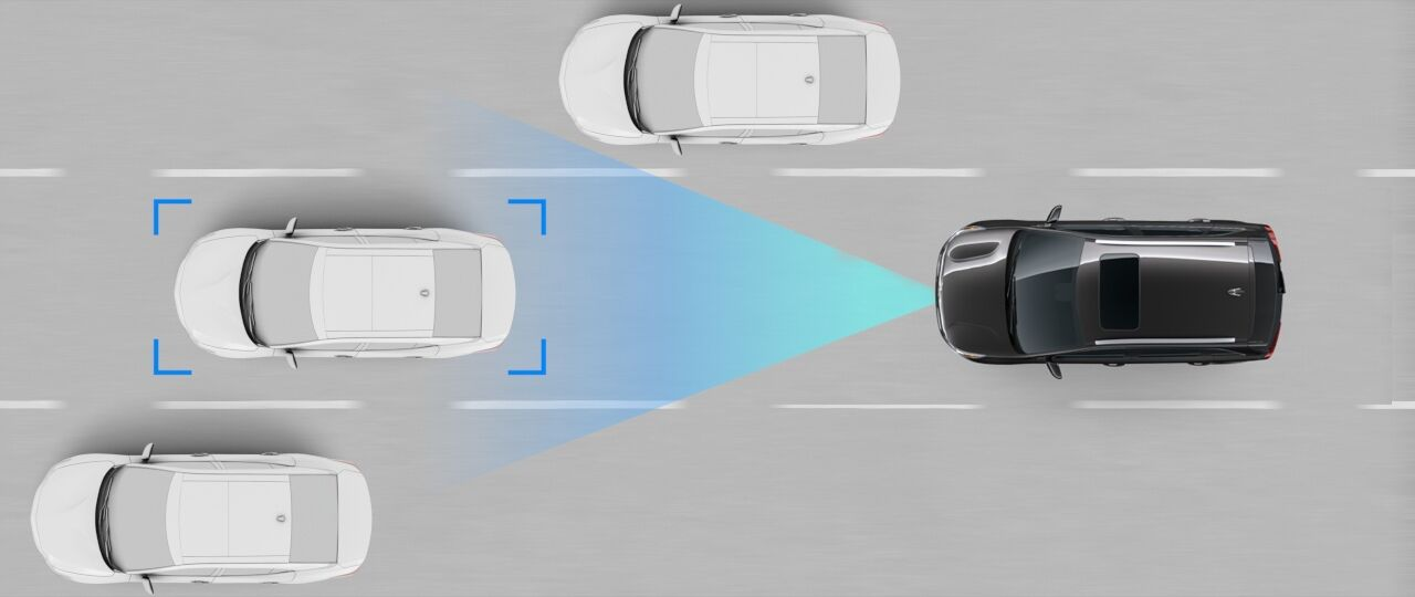 2021 Kia Seltos Highway Driving Assist
