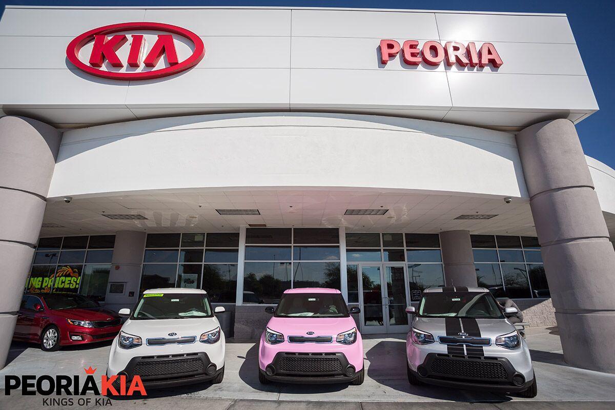 Finance A Peoria Kia Vehicle Near Phoenix AZ