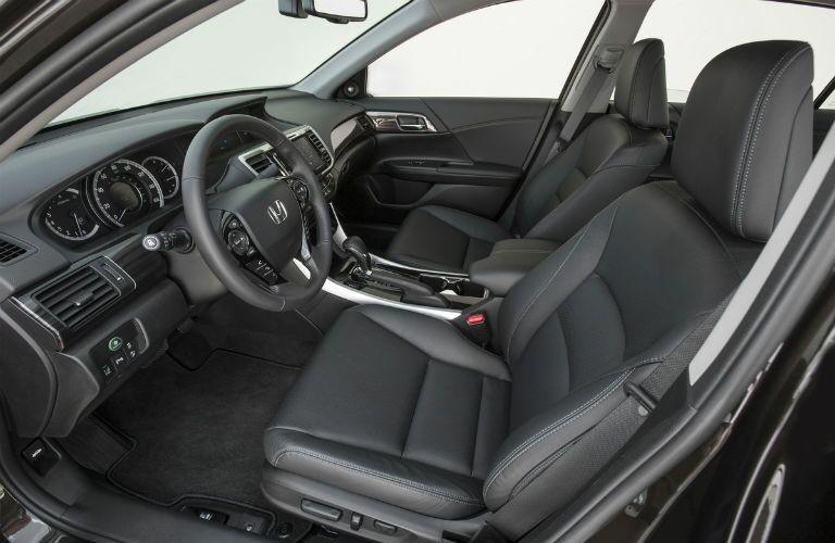 2017 Honda Accord Sedan Front Seat