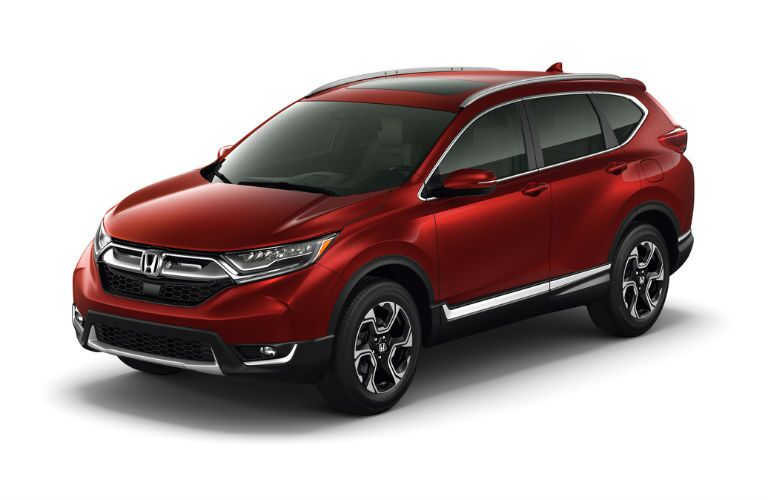 2017 Honda CR-V Exterior Front Profile