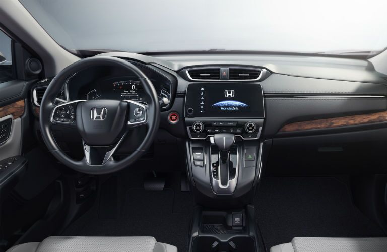 2017 Honda CR-V Interior Cabin Dashboard