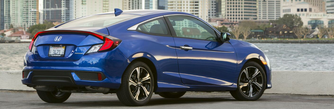 2017 Honda Civic Coupe Rutland VT