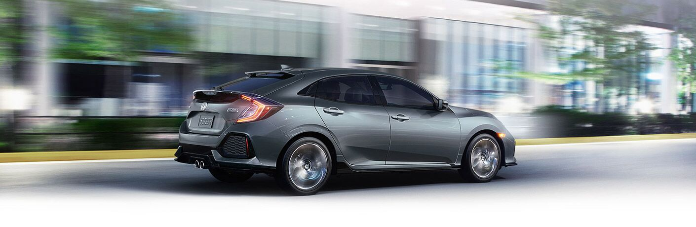 2017 Honda Civic Hatchback Rutland VT