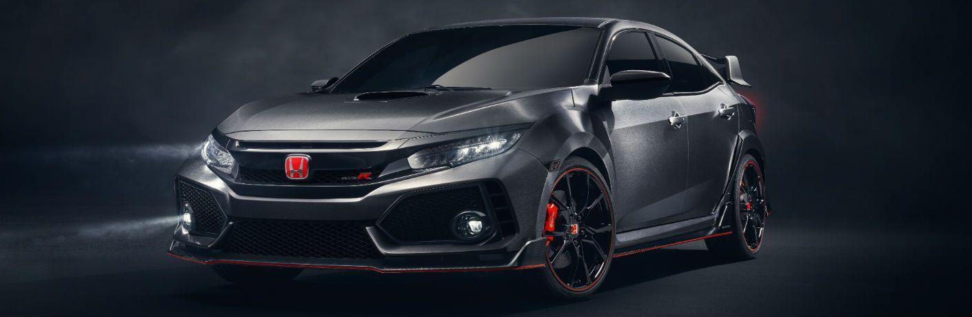 2017 Honda Civic Type R Prototype Rutland VT