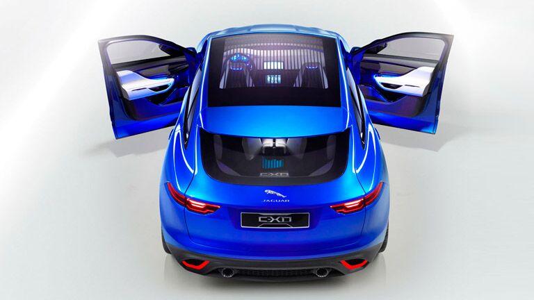 Jaguar C-X17 Release Date