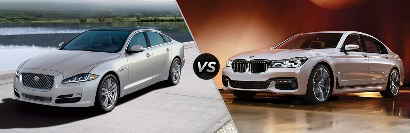 2016 Jaguar XJL vs 2016 BMW 7 Series