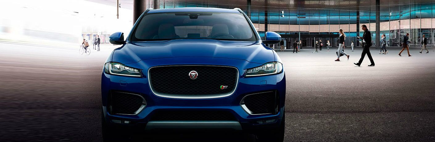 2017 Jaguar F-Pace Merriam KS