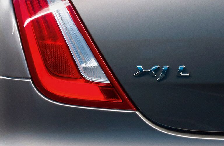 2017 Jaguar XJL portfolio branding