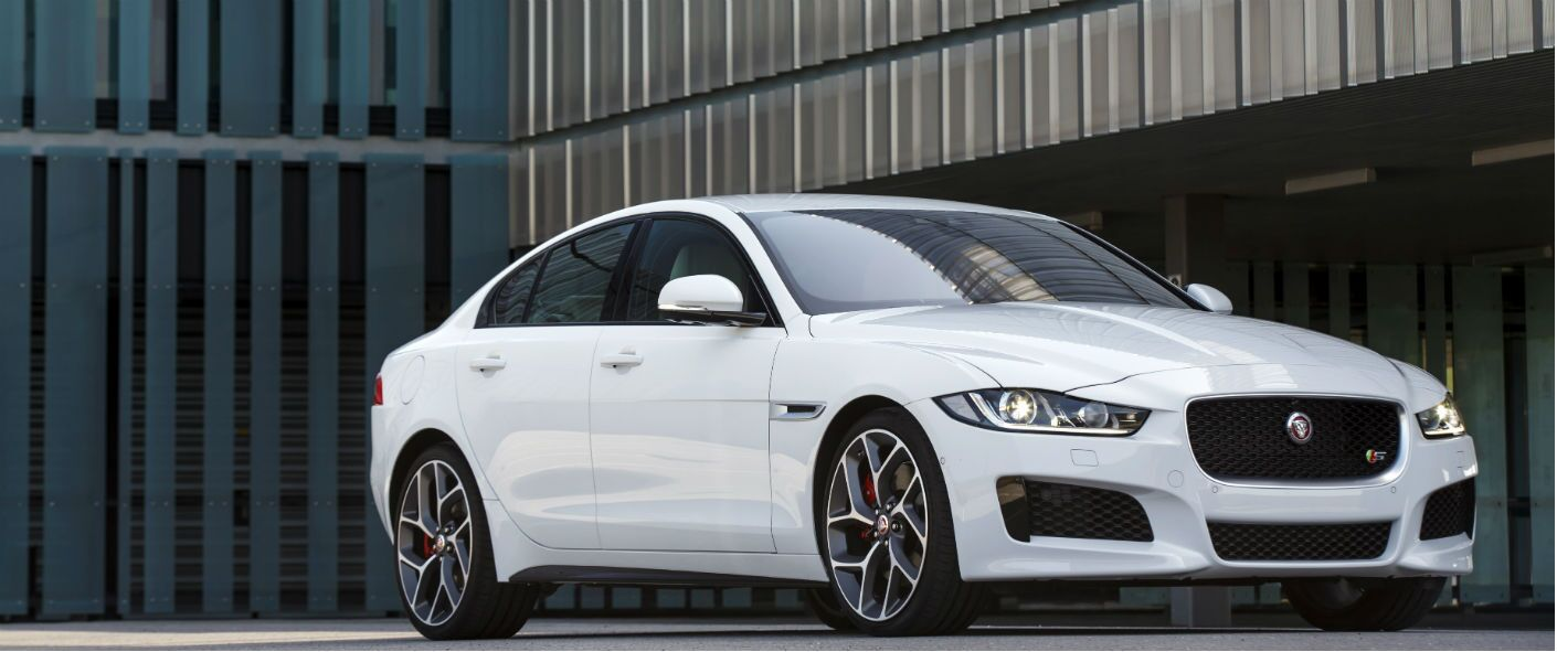 2017 Jaguar XE Merriam KS