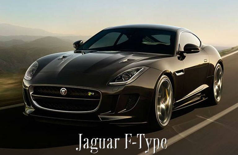 Jaguar Impeccable Timing Sales Event F-Type
