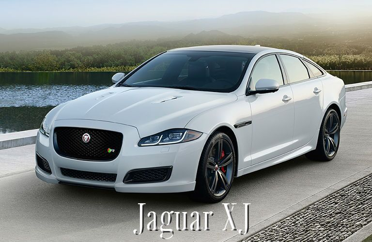 Jaguar Impeccable Timing Sales Event XJ