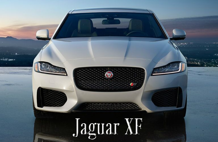 Jaguar Impeccable Timing Sales Event XF