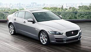 New Jaguar