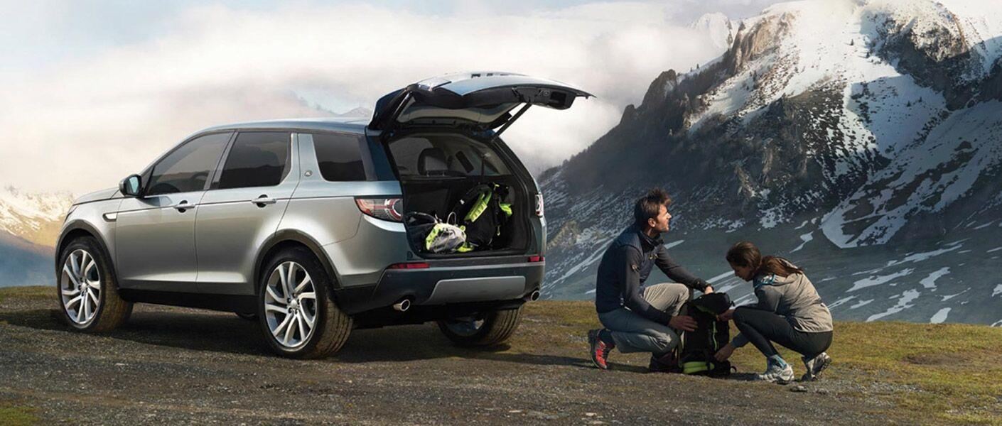 2016 Land Rover Discovery Sport Merriam KS cargo