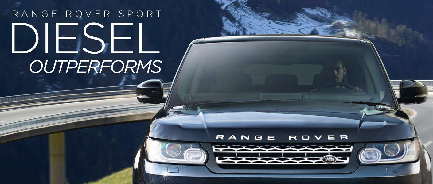 Land Rover Range Rover Sport Diesel model
