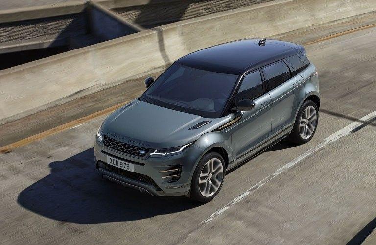 2021 Range Rover Evoque on road