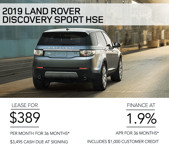 Rocklin California Land Rover Dealership