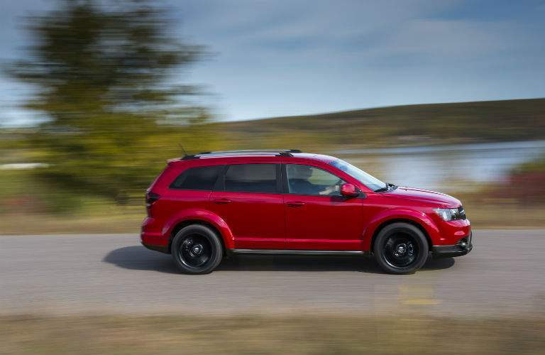 2018 dodge lineup. plain dodge 2018 dodge journey side exterior and dodge lineup