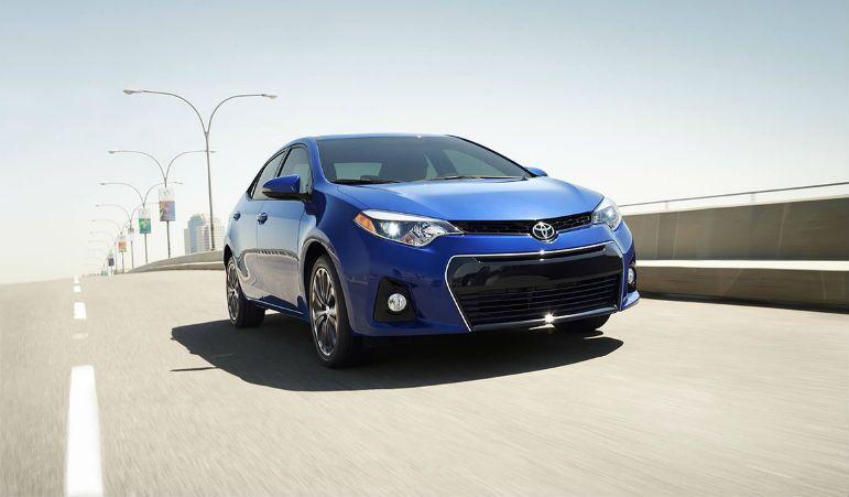 2016 Toyota Corolla compact car fuel economy Mike Johnson's Hickory Toyota Gastonia NC