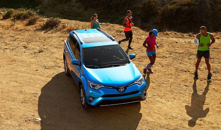 RAV4 Hybrid tows 1,750 performance fuel economy Ravelle Forman ads Mike Johnson's Hickory Toyota Gastonia Hickory Charlotte NC