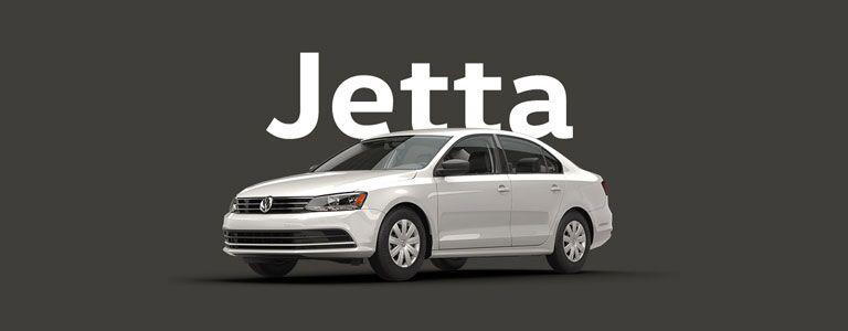 white Volkswagen Jetta