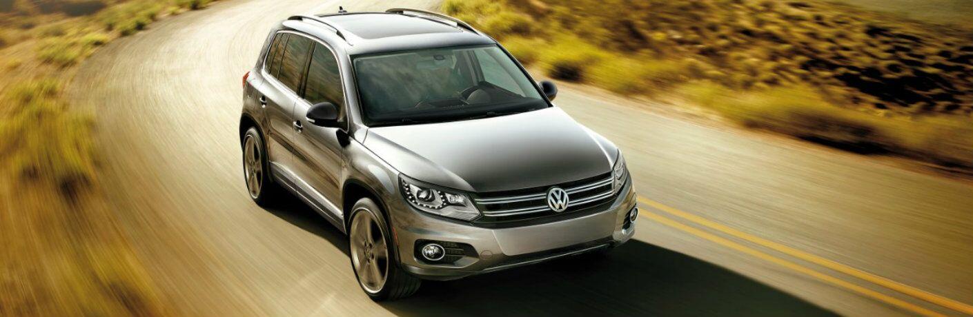 2017 Volkswagen Tiguan in Little Rock AR