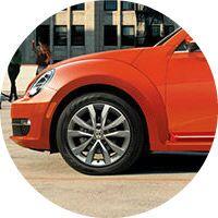 2016 VW Beetle front