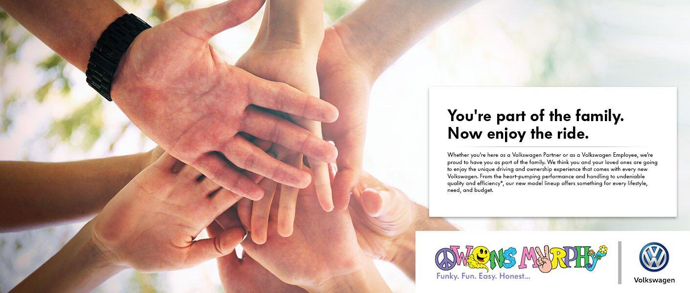 We have Volkswagen Partner Program details for Owens Murphy Volkswagen in Little Rock AR.