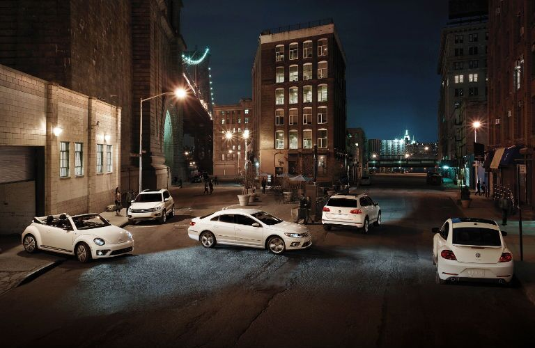 All VW models except the Golf R are included in the VW Partner Program.
