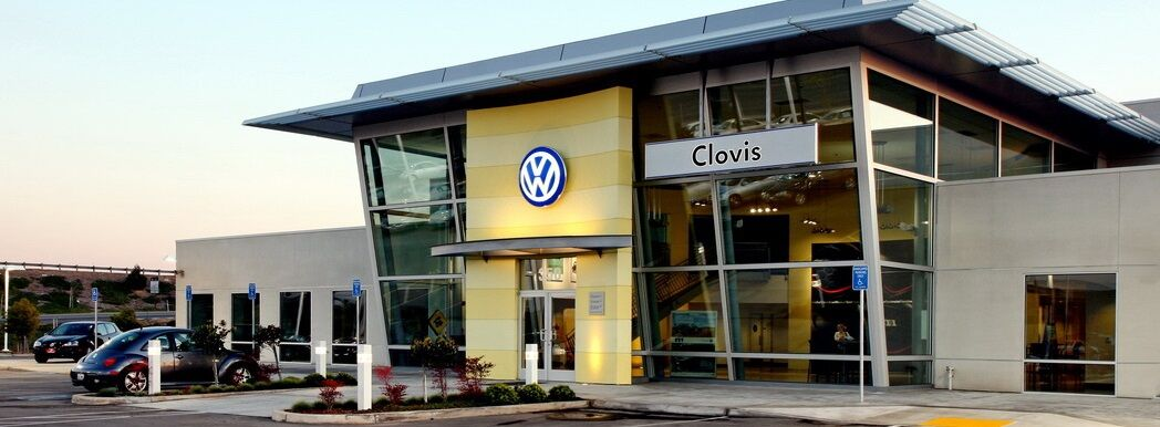 Clovis VW Showroom